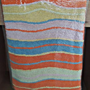 Bathroom Cotton Carpet 50X80 CM