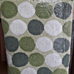 Bathroom Cotton Carpet  50X80 CM