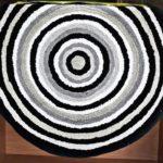 Bathroom Cotton Carpet 70 CM