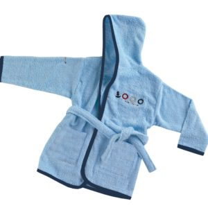 Baby Marine BathRobe