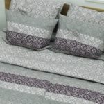 Duvet Cover Set Digital Beige
