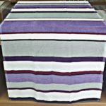 SUMMER TOWELS PURPLE RAYE 40000