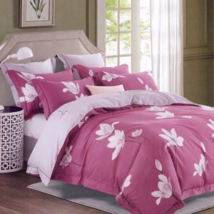 DUVET COVER SET LOTUS