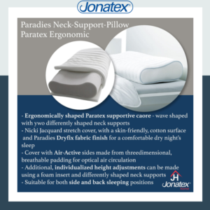 Pillows PARADIES Neck Support