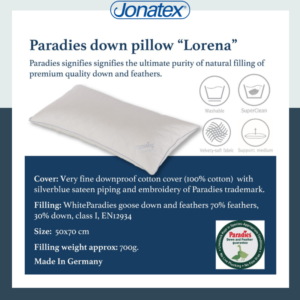 Pillows PARADIES Lorena Feather-down