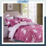 lotus duvet set