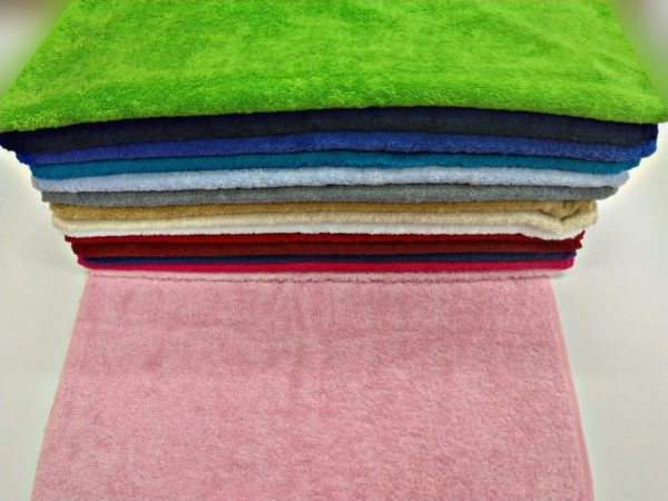 plain basic towels