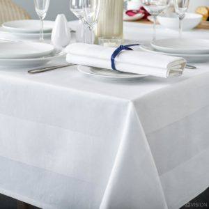 white-satin-band-tablecloth