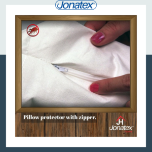 Pillow Protector by NEW SENSES