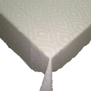 LEXUS TABLECLOTH JACQUARD